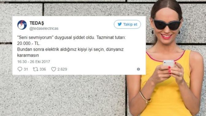 """20.000 TL'lik """"Seni Sevmiyorum"""" Tazminatına Komik Tepkiler Veren Twitter Mizahşörleri!"""