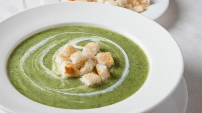 Tam Bir Vitamin Deposu: Brokoli Çorbası!