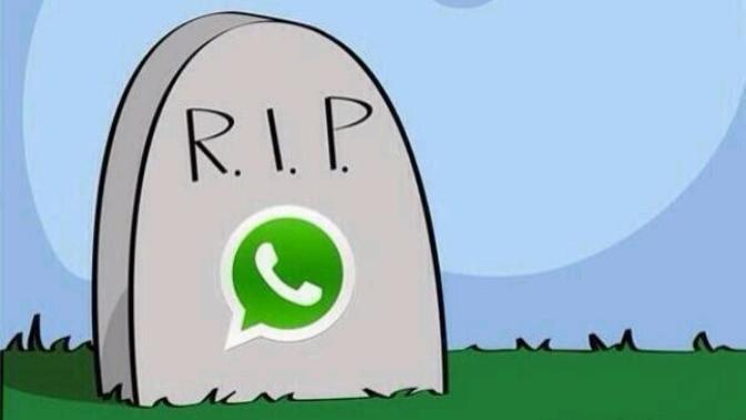 WhatsApp Çöktü, Sosyal Medya Yıkıldı: Birbirinden İlginç Tweetler!