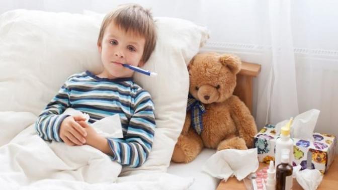 Eyvah, Oğlum Rota Virüsü Kaptı!