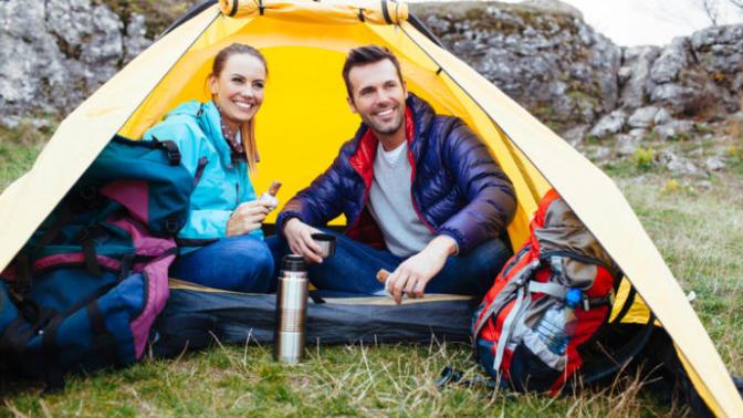 Konfor Yerine Huzur Vadeden Kamp Tatilini Tercih Etmemiz İçin 6 Sebep