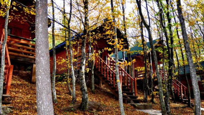 Doğa İle İç İçe Romantik Bir Hafta Sonu Kaçamağı: Dağ Evleri