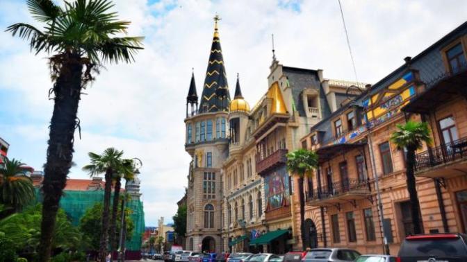 Muhteşem Yerleri İle Batum'u Geziyoruz!