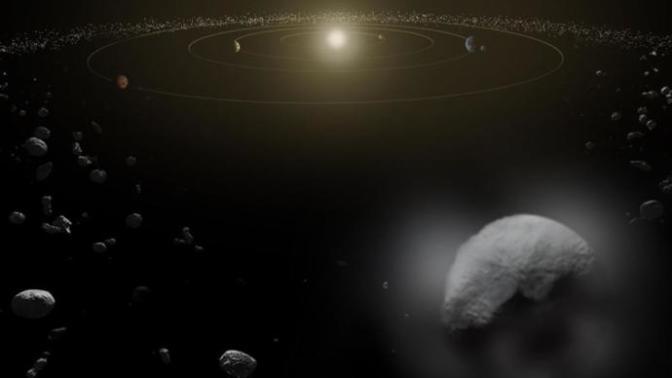 Uzay Madenciliği Dönemi Yaklaşıyor