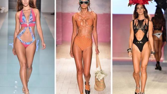 2018 Bikini ve Mayo Trendlerine Göz Atmaya Ne Dersiniz?