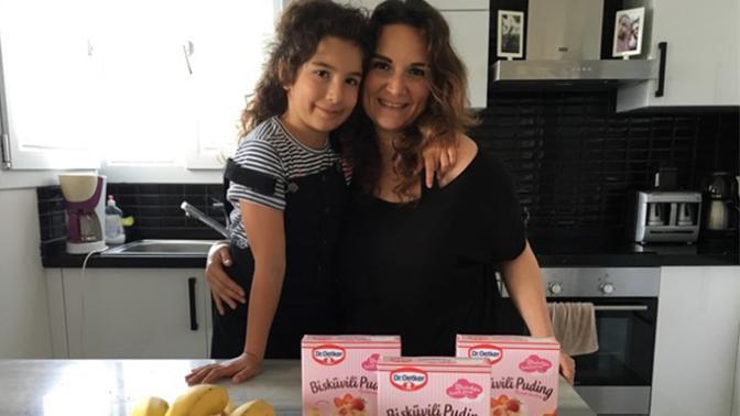 En Sevdiğimiz Bisküvili Pudingi En Pratik Tarifiyle Kızımla Birlikte Denedik!