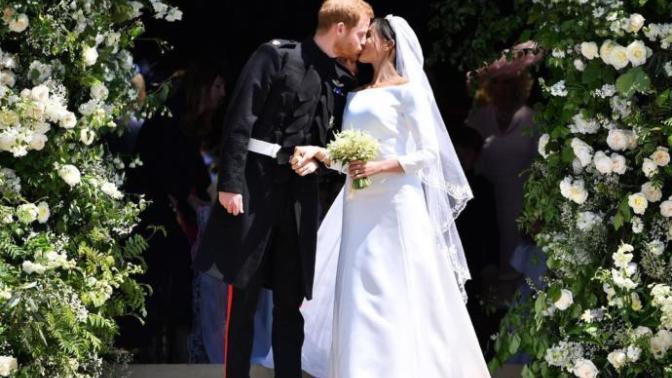 Yılın Kraliyet Düğünü Olan Prens Harry ve Meghan Markle'ın Düğününden Unutulmaz Anlar!