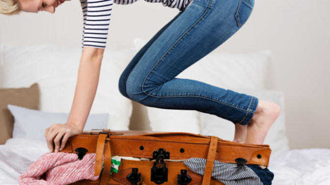 Seyahat Bavulu Hazırlayacak Olanların İşine Yarayacak 5 Pratik Yöntem