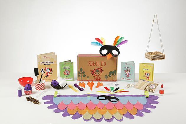 Çocuklarla Eğlenceli Bir Aktivite: Pakolino