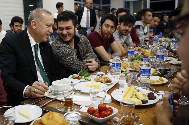 Erdoğan'ın Sahur Ziyareti Sosyal Medyayı Salladı!