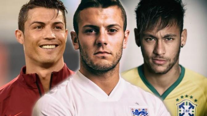 Dünya Kupasına Giden En Yakışıklı Futbolcular