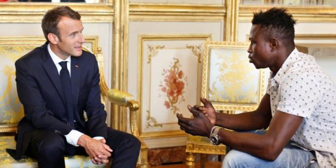 Modern Çağın İhtiyaç Duyduğu Kahraman: Mamoudou Gassama