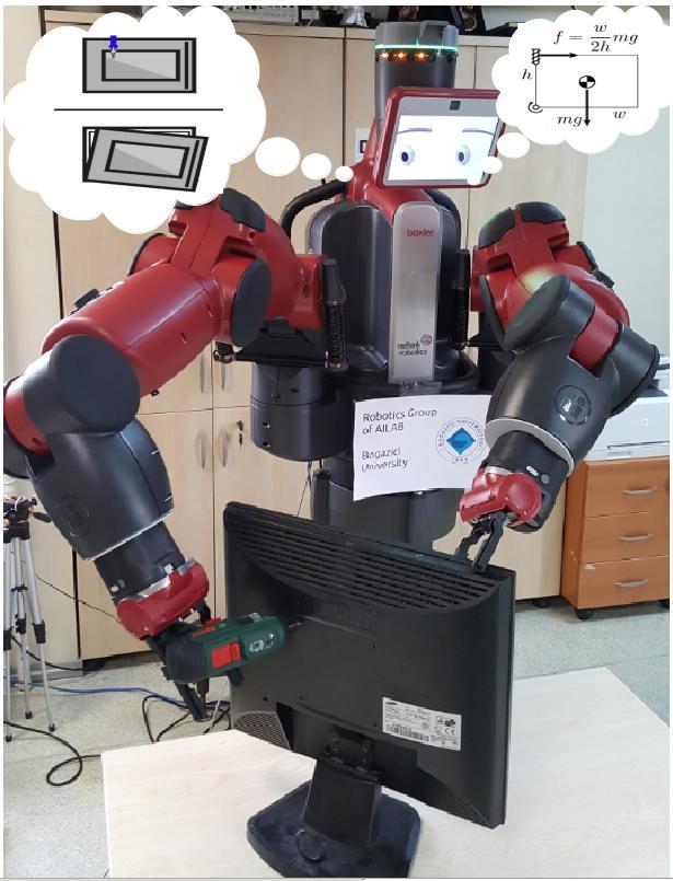 Boğaziçi Üniversitesi Düşünebilen Robot Geliştirdi