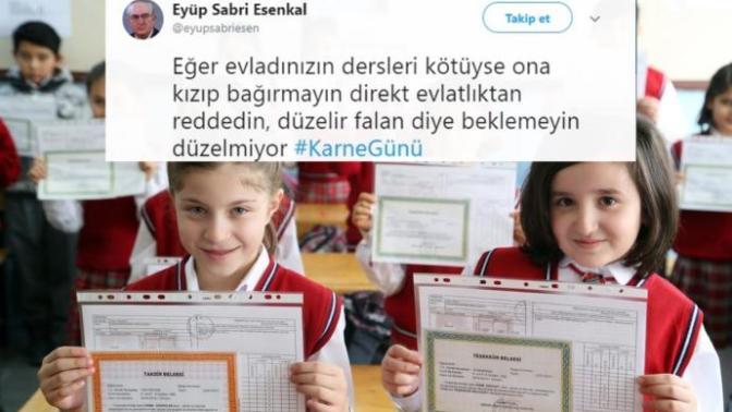 Okul Bitti, Twitter Kafayı Yedi: İşte Karne Günüyle İlgili Atılmış Tweetler!
