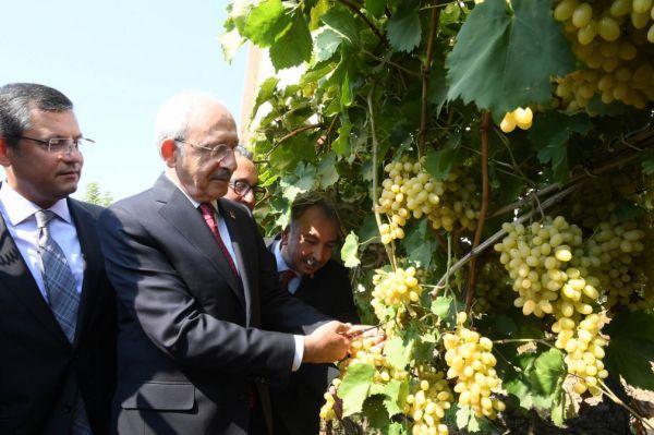 Kılıçdaroğlu ile Vatandaş Arasında Başörtüsü Diyaloğu Yaşandı