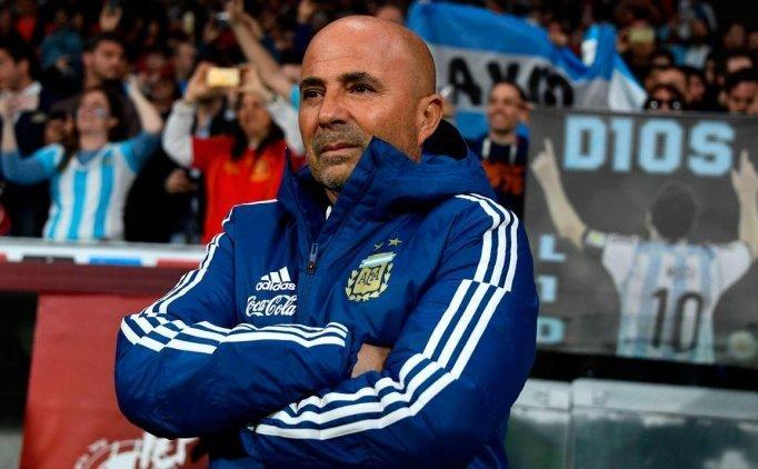 Dünya Kupası Öncesinde Arjantin Milli Takımı'nda Taciz İddiası