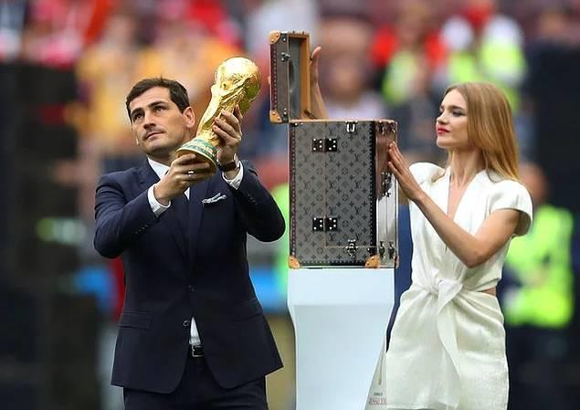 İşte 2018 Dünya Kupası'nın Açılışından En Renkli Görüntüler
