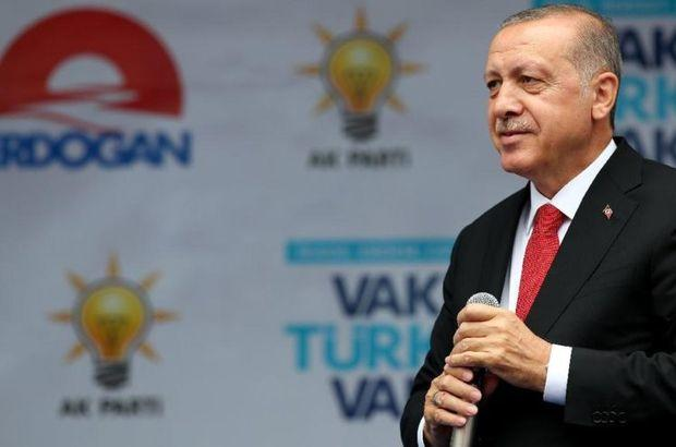 Erdoğan'dan Haliç'te Bilim Merkezi Müjdesi