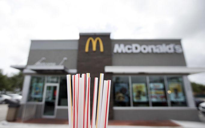 McDonalds Plastik Yerine Artık Kağıt Kullanacak