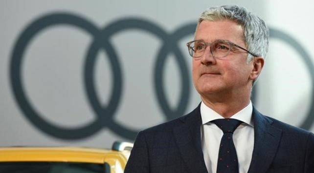 Audi'nin CEO'su Tutuklandı