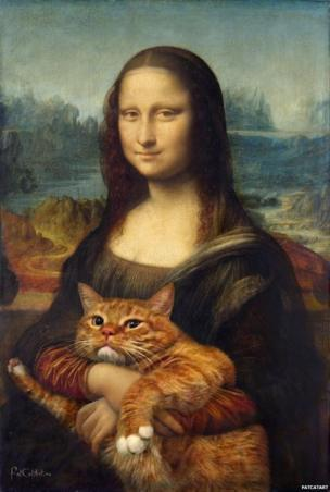 Mona Lisa-Leonardo Da Vinci