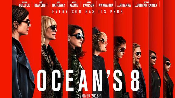 Bir Kız Kardeş Hikayesi: Ocean's 8