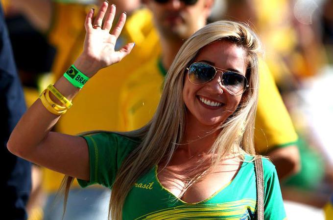 Rus Medyasının Tespitine Göre Kadınlar Dünya Kupasını Eş Bulmak İçin Kullanıyor!