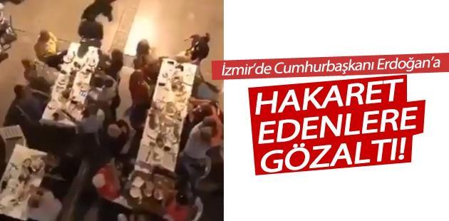 İnce'nin Mitingi Öncesi Erdoğan'a Küfreden 6 Kişi Tutuklandı