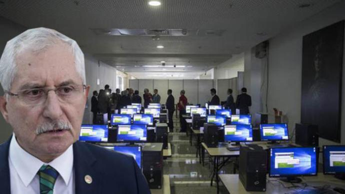 YSK Başkanı Seçim Sonuçlarının Açıklanacağı Saat Verdi