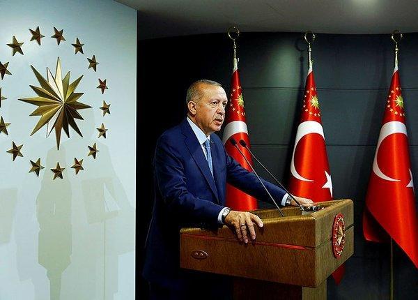 Başkan Erdoğan: Milletimiz Bu Görevi Bize Tevdi Etti