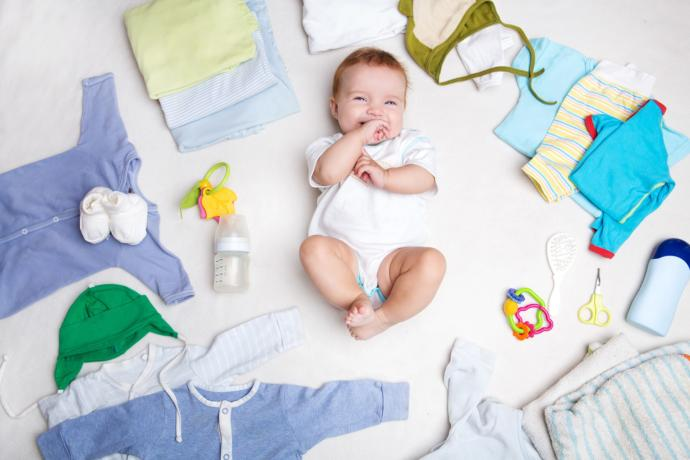 Yeni Doğan Bebek Alışverişinde Dikkat Edilmesi Gereken Püf Noktalar Nelerdir?