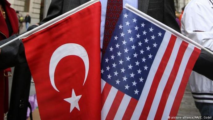 Türkiye'yi CAATSA Kanunu ile Tehdit Ediyorlar
