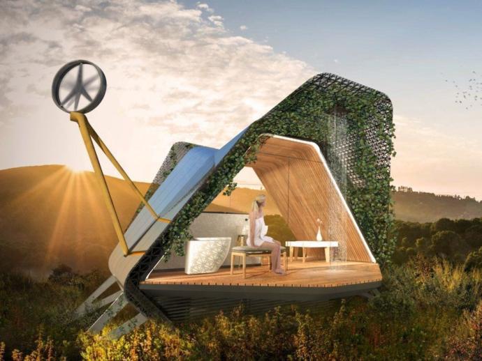 Dünyanın İlk Teknolojik Köyü İçin Geri Sayım Başladı