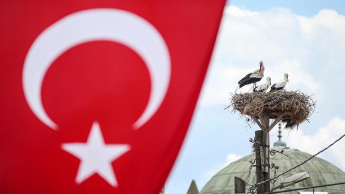 Bursa 'Leylek Festivali' ile Renklendi