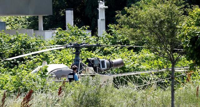Ünlü Mafya Babası Hapisten Helikopterle Kaçtı
