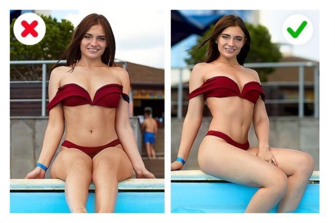 Bikinili Fotoğraflarda Göz Kamaştırıcı Görünmenin Birbirinden Kolay Yolları!
