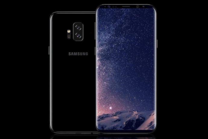 Samsung Galaxy S10 Parmak İzi Okuyucularını Değiştiriyor