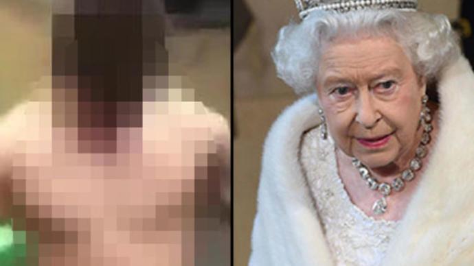 Kraliçe Kışlayı Ziyaret Etti, Askeriyede Skandal Patlak Verdi