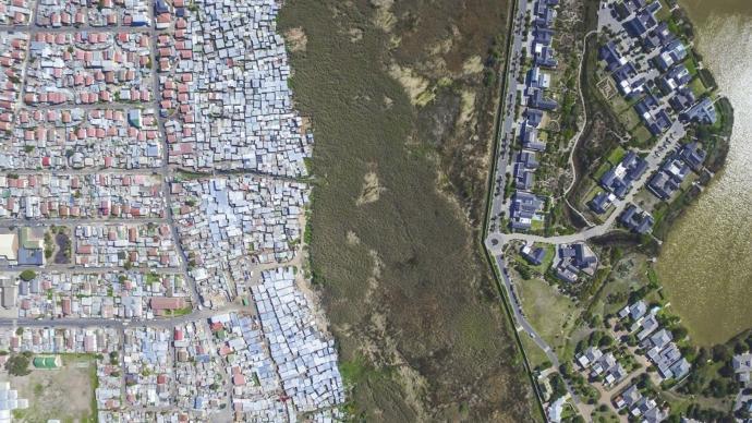 Cape Town, Güney Afrika - Johnny Miller/MilleFoto