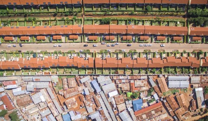 Nairobi, Kenya - Johnny Miller/MilleFoto