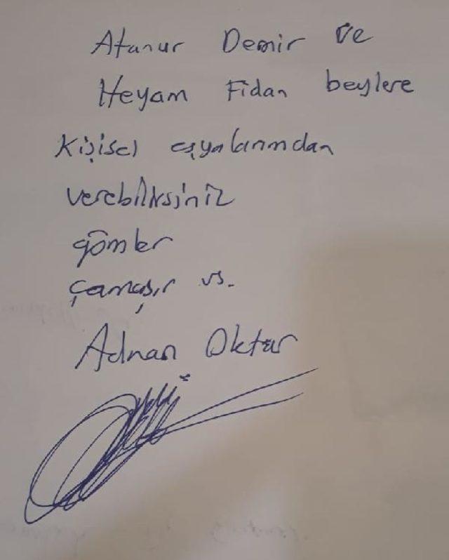 Tutuklanan Adnan Oktar, Avukatından İlk Olarak Bunları İstedi