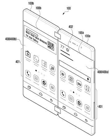 Katlanabilir Akıllı Telefon Samsung X'in Özellikleri Açıklandı