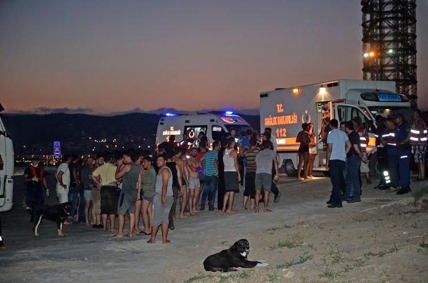 Son Dakika: Kıbrıs Açıklarında Mülteci Teknesi Battı