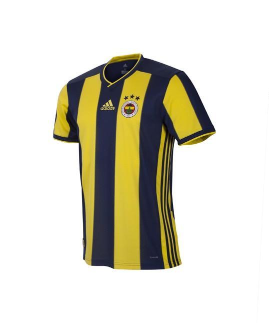 Çubuklunun Asaleti: Fenerbahçe Futbol Takımının Yeni Sezon Formaları