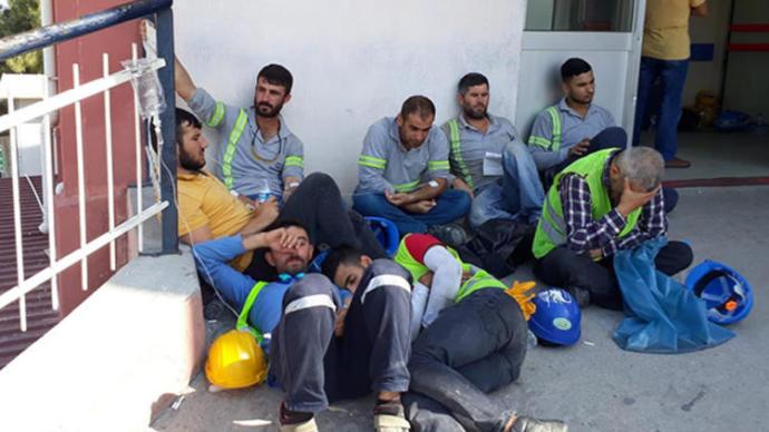 Zehirlenen İşçilerin Sayısı 3000'i Buldu