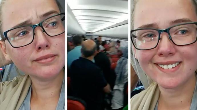 İsveçli Aktivist, Afgan Göçmenin Sınır Dışı Edilmesini Uçakta Engelledi