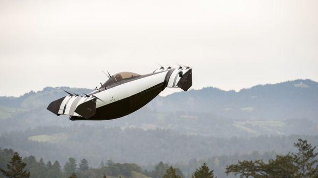 Uçan Araba İçin Eğitimler Başladı