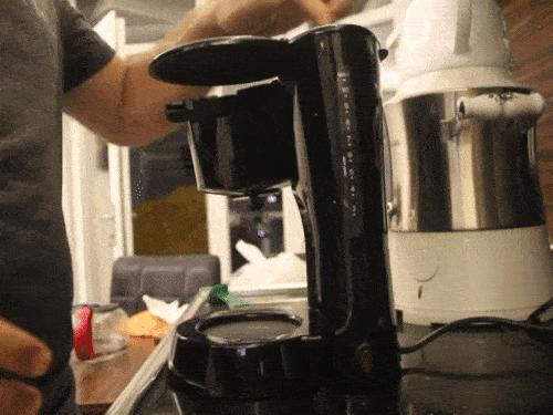 İçtikçe Güzelleştiren Kahvem İçin Yeni Kahve Makinesi Aldım!