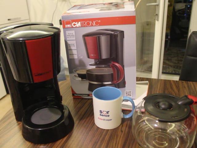 Clatronic KA 3552 Kahve Makinesi