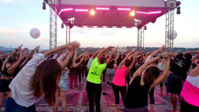 Nike Women ile Şehirden Kaçış Planına Dahil Olduk; Koşu, Meditasyon, Müzik Üçlüsüyle Unutulmaz Bir Akşam Yaşadık!